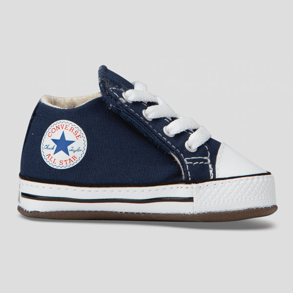 Baby Converse Chuck Taylor All Star Cribster Infant Mid Top Navy