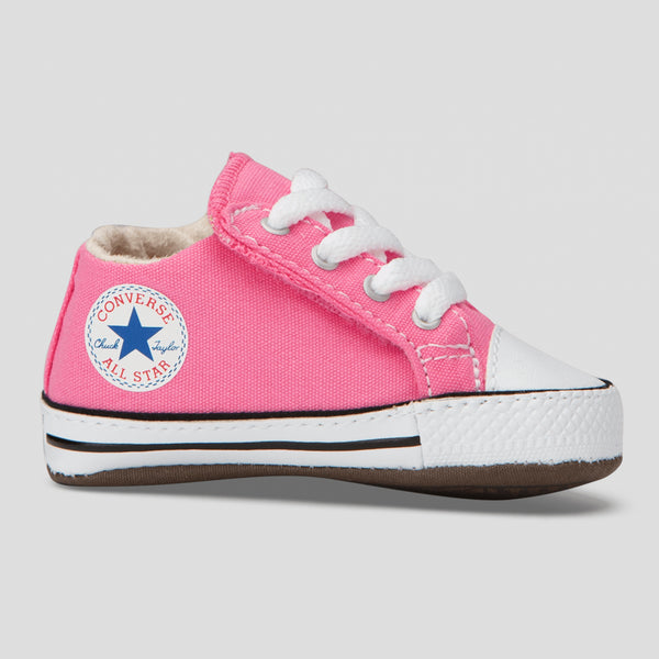 Baby Converse Chuck Taylor All Star Cribster Infant Mid Top Pink