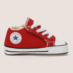 Baby Converse Chuck Taylor All Star Cribster Infant Mid Top Red