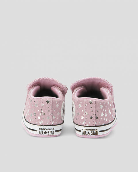 Baby Converse Chuck Taylor All Star Cribster Infant Mid Top Star Pink Glaze