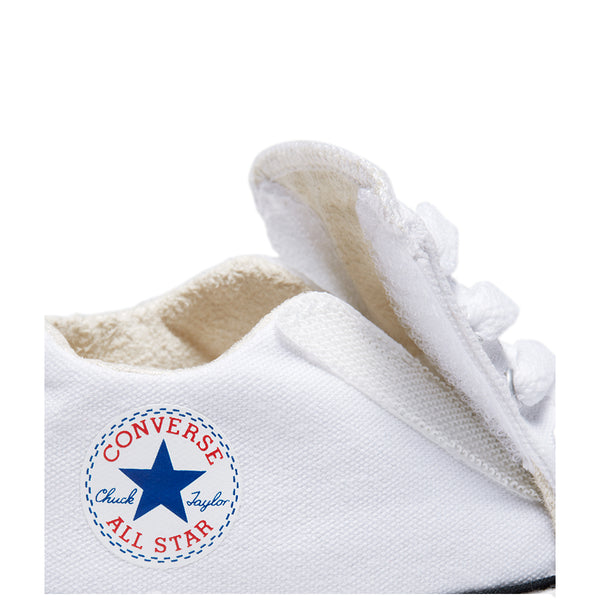 Baby Converse Chuck Taylor All Star Cribster Infant Mid Top White