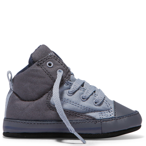 Baby Converse Chuck Taylor First Star High Street Infant Slip | Midnight Afterpay