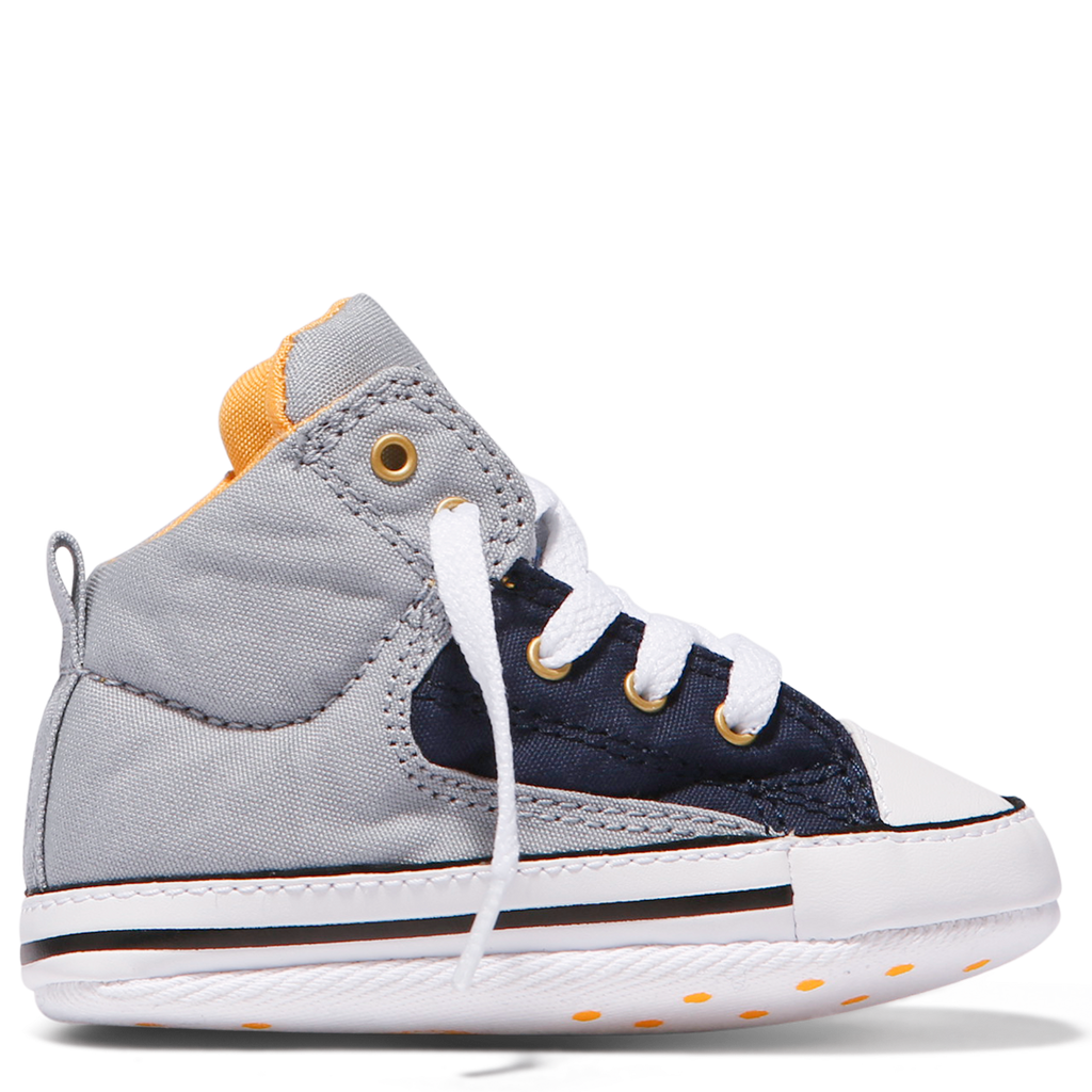 b2b665eac719 Baby Converse Chuck Taylor First Star High Street Infant Slip