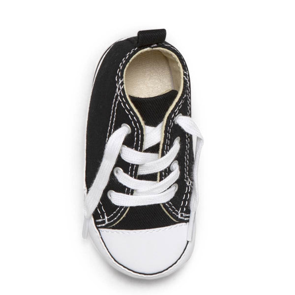 Baby Converse Chuck Taylor First Star Infant High Top Black Toddler Shoes Australia Online