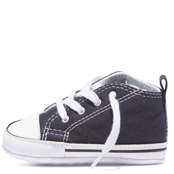 Baby Converse Chuck Taylor First Star Infant High Top Navy Kids Shoes Australia Online