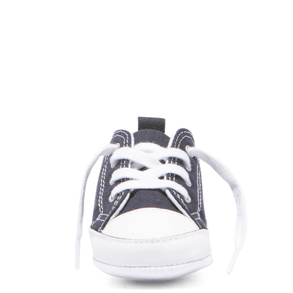 Baby Converse Chuck Taylor First Star Infant High Top Navy Kids Shoes Australia