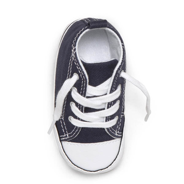 Baby Converse Chuck Taylor First Star Infant High Top Navy Toddler Shoes Australia Online
