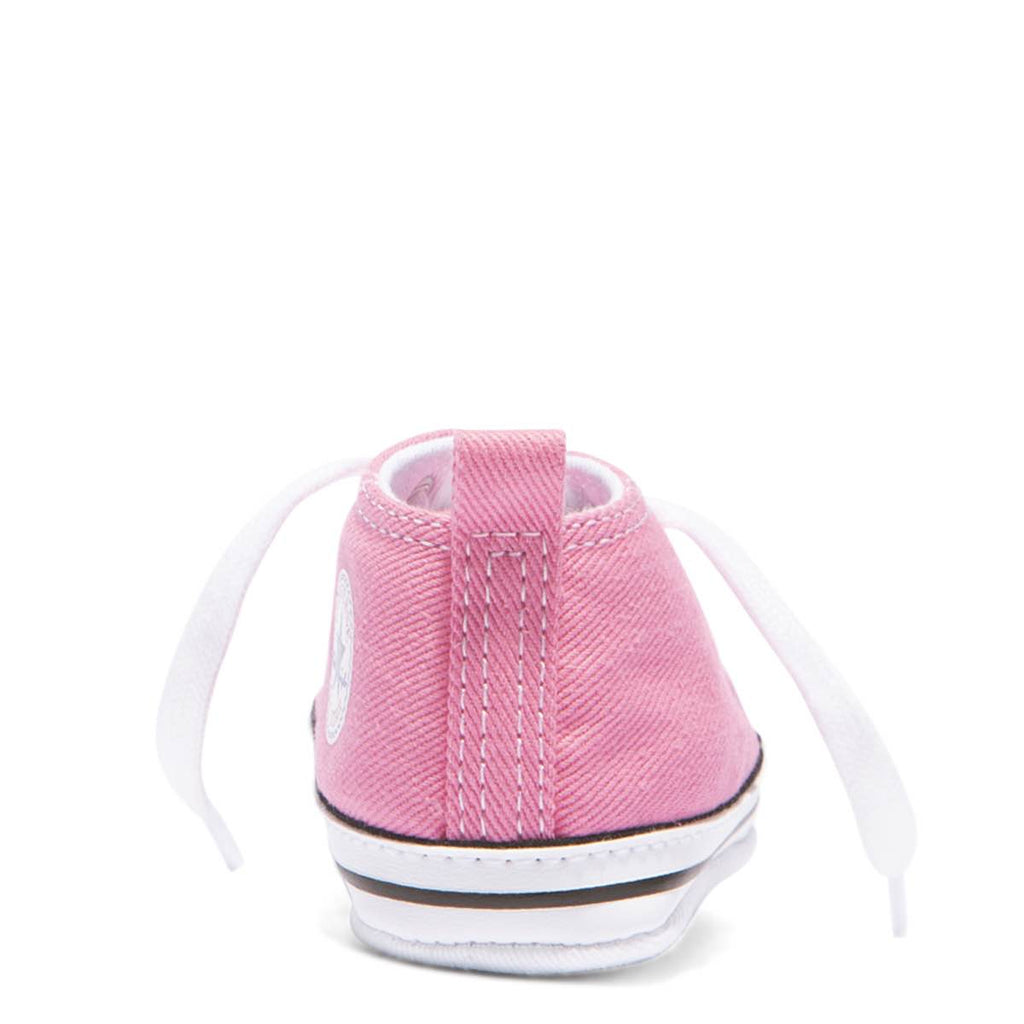40d68ba19d4f34 ... Baby Converse Chuck Taylor First Star Infant High Top Pink Toddler Shoes  Australia Online ...