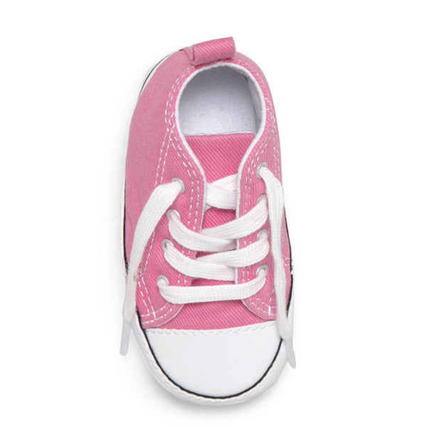 Baby Converse Chuck Taylor First Star Infant High Top Pink Toddler Shoes Australia