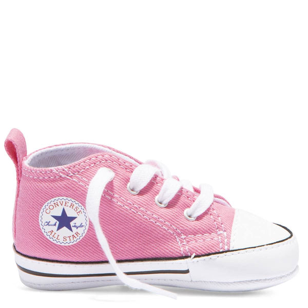 Baby Converse Chuck Taylor First Star Infant High Top Pink Kids Shoes Australia Afterpay