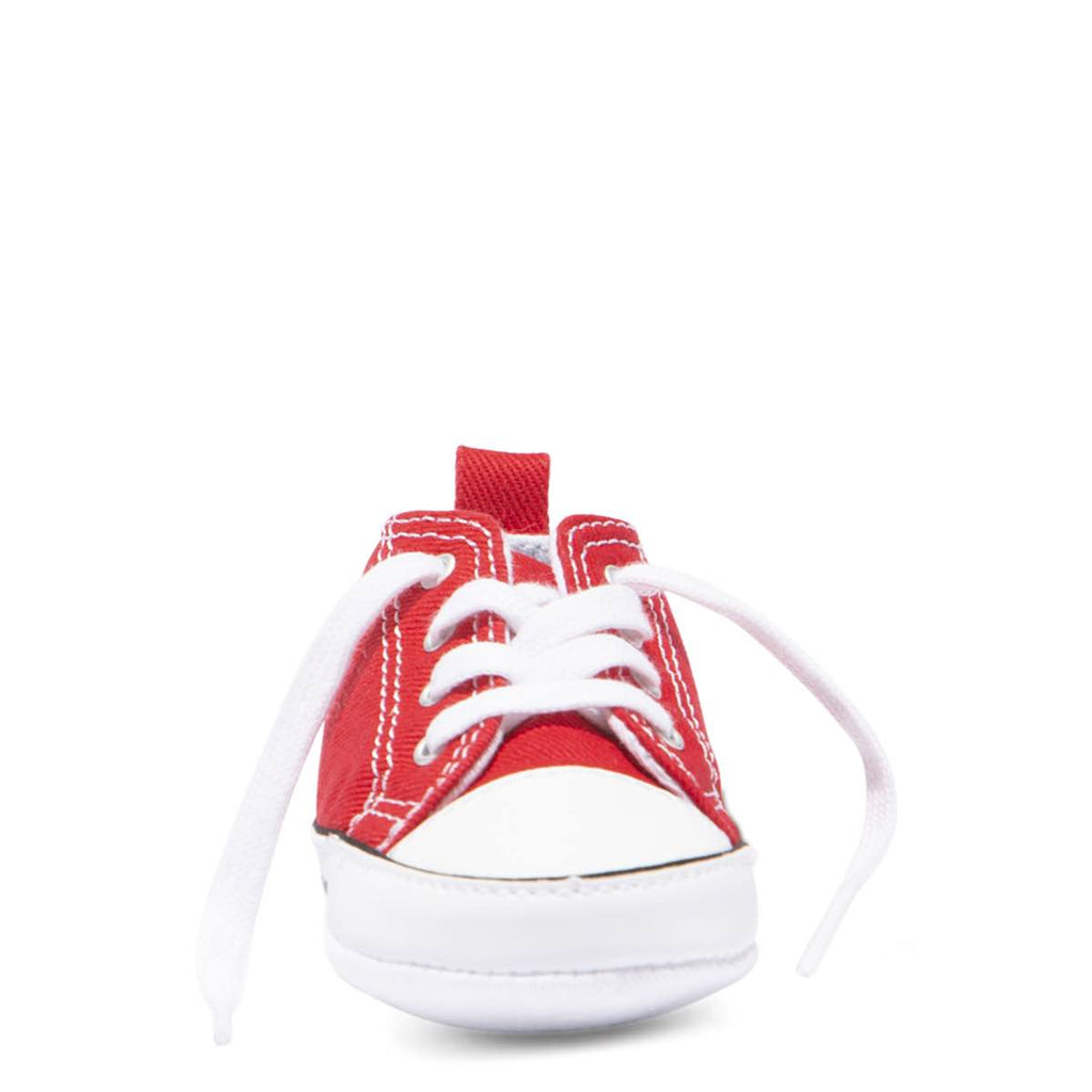 381dfb17a2c2 ... Baby Converse Chuck Taylor First Star Infant High Top Red Kids Shoes  Australia ...