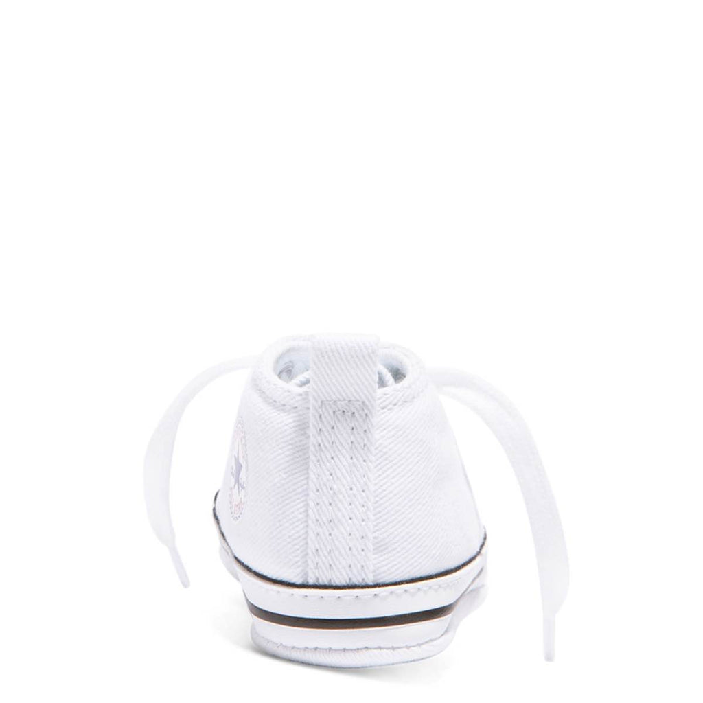 a7e37f5ac86c ... Baby Converse Chuck Taylor First Star Infant High Top White Toddler  Shoes Australia Afterpay ...