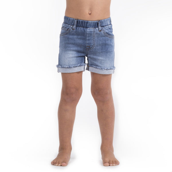 Beau Hudson Blue Denim Shorts