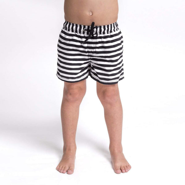 Beau Hudson Board Shorts | Stripe Afterpay