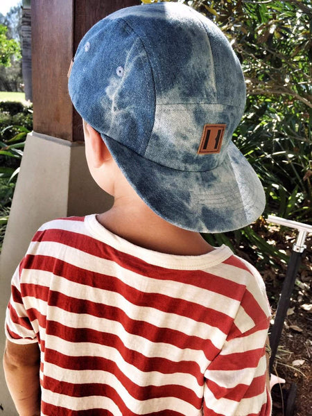 Beau Hudson Cap | Denim on Denim Afterpay