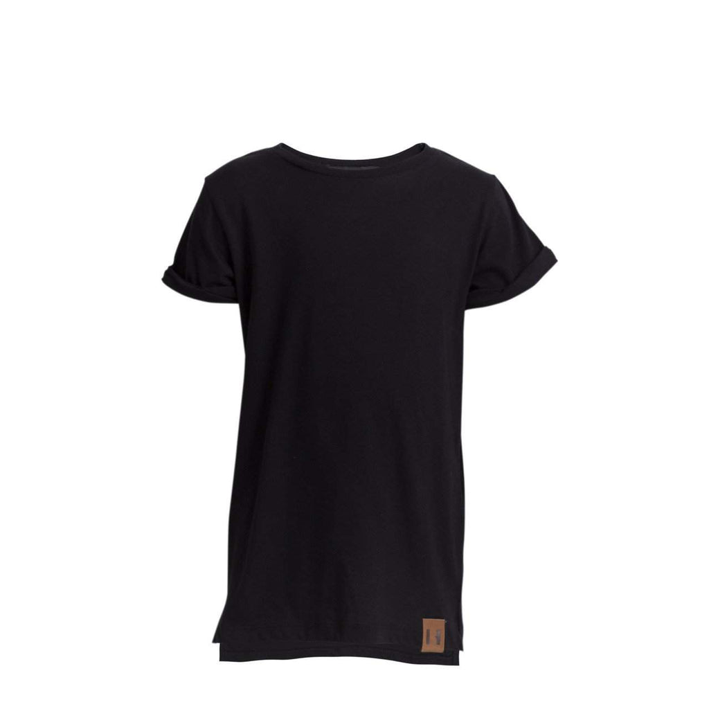 Beau Hudson Signature Tall Tee | Black Afterpay