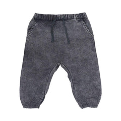 Children of the Tribe Black Acid Chino Pant