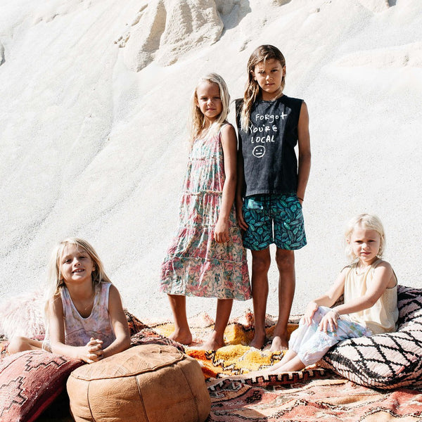 Children of the Tribe Jedda Maxi Dress