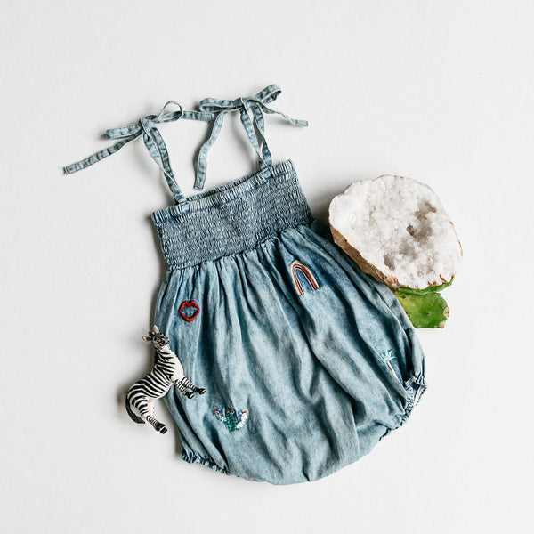 Children of the Tribe Sunny Romper | Afterpay | Boho Baby ...