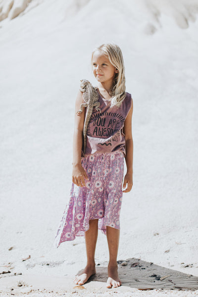 Children of the Tribe Singlet | You Are Awesome