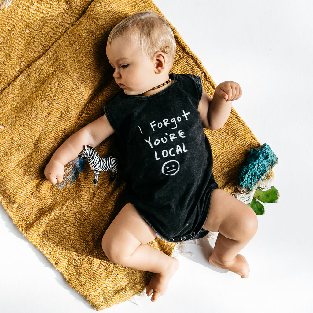 Children of the Tribe Local Onesie | Afterpay | Boho Baby ...