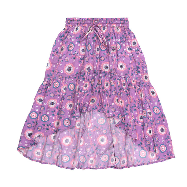 Children of the Tribe Girraween Flow Skirt