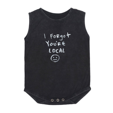 Children of the Tribe Onesie | The Local Afterpay