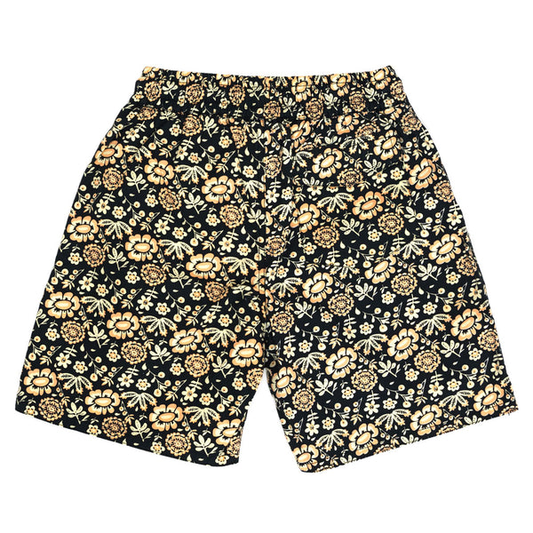 Children of the Tribe Drawstring Shorts | Vintage Flora Afterpay