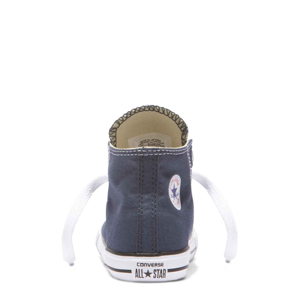 Converse Kids Chuck Taylor All Star Toddler High Top Navy Shoes Online