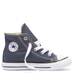 Converse Kids Chuck Taylor All Star Toddler High Top Navy Afterpay