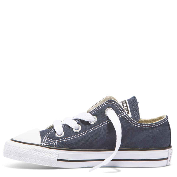 Converse Kids Chuck Taylor All Star Toddler Low Top Navy Afterpay Australia