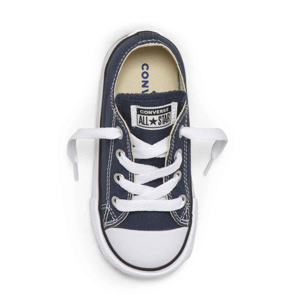 Converse Kids Chuck Taylor All Star Toddler Low Top Navy zipPay