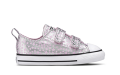 Converse Kids Chuck Taylor All Star 2V Toddler Low Top Star Pink Glaze