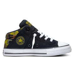Converse Kids Chuck Taylor All Star Axel Junior Mid Black | Size US 2 Last One
