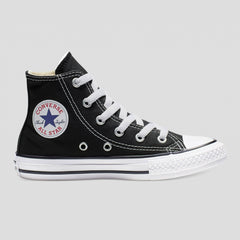 Converse Kids Chuck Taylor All Star Junior High Top Black