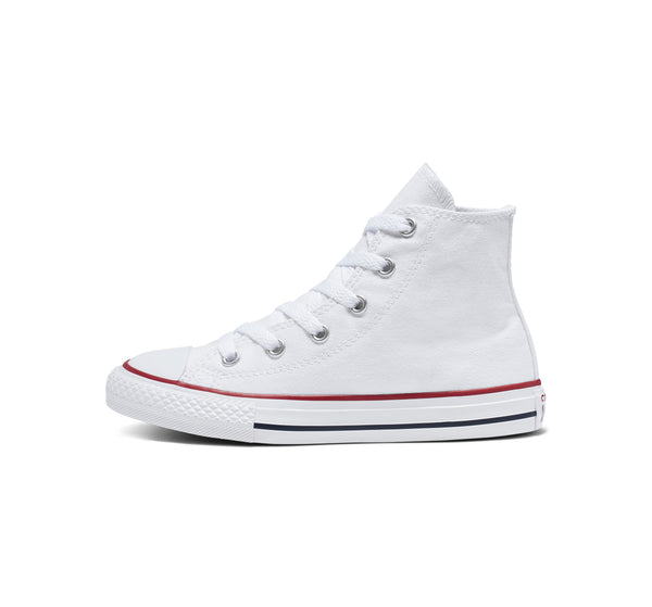 Converse Kids Chuck Taylor All Star Junior High Top White