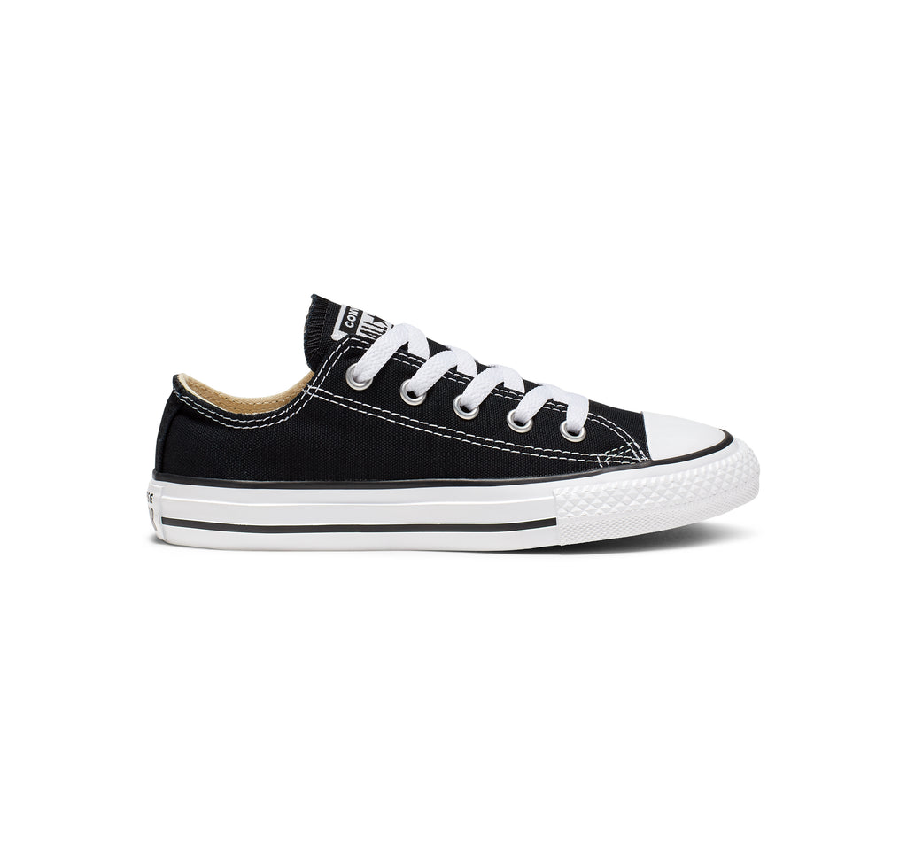 Converse Kids Chuck Taylor All Star Junior Low Top Black