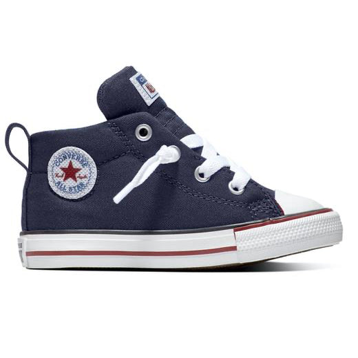 Converse Kids Chuck Taylor All Star Street Toddler Mid Obsidian