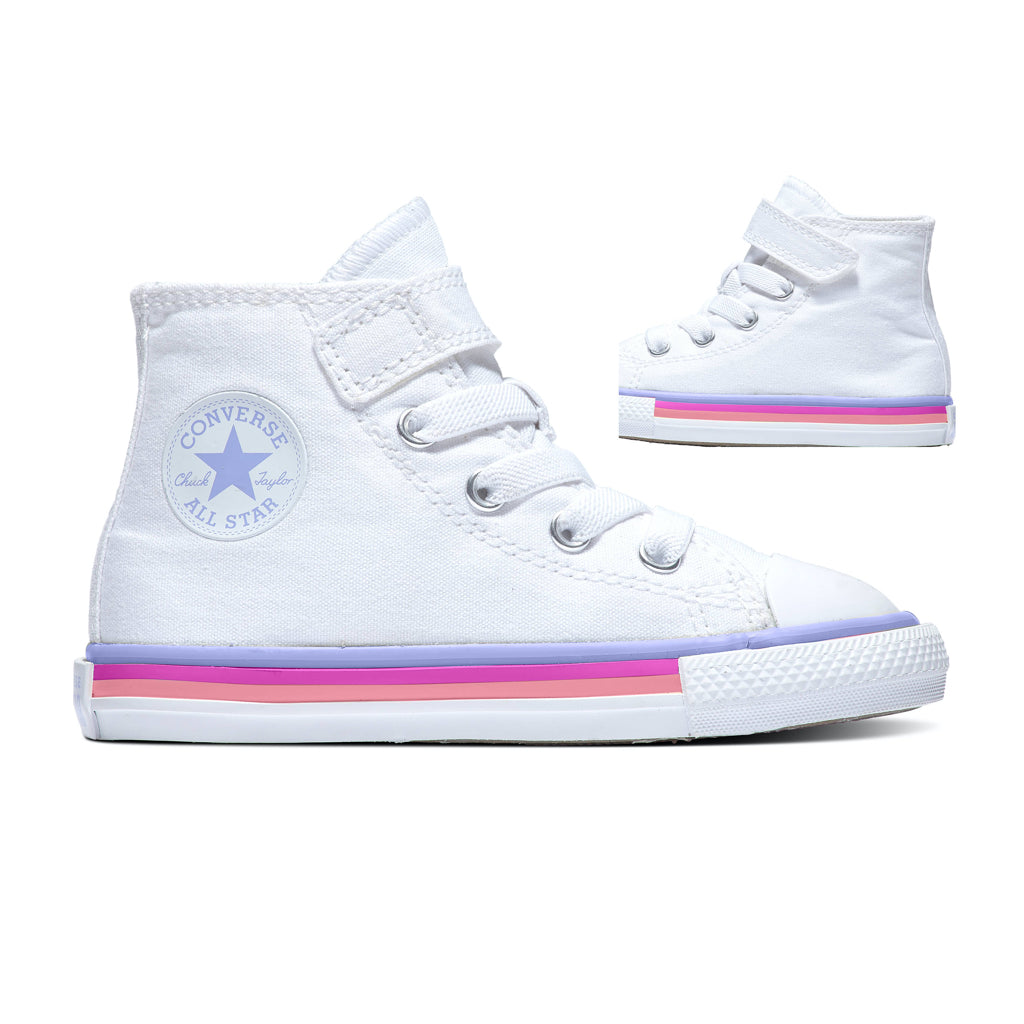 Converse Kids Chuck Taylor All Star Toddler 1V Twilight Pulse High Top