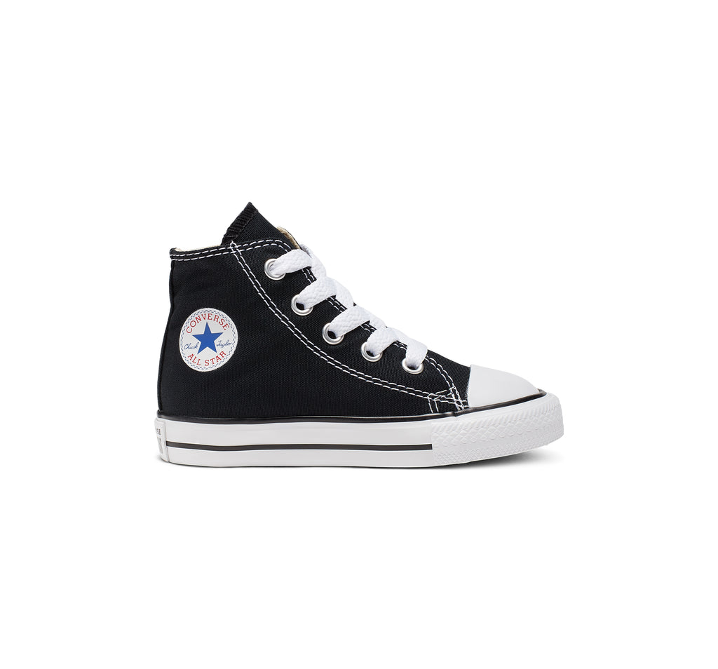 Converse Kids Chuck Taylor All Star Toddler High Top Black