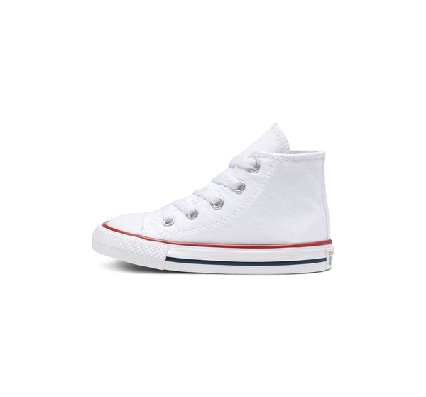 Converse Kids Chuck Taylor All Star Toddler High Top White
