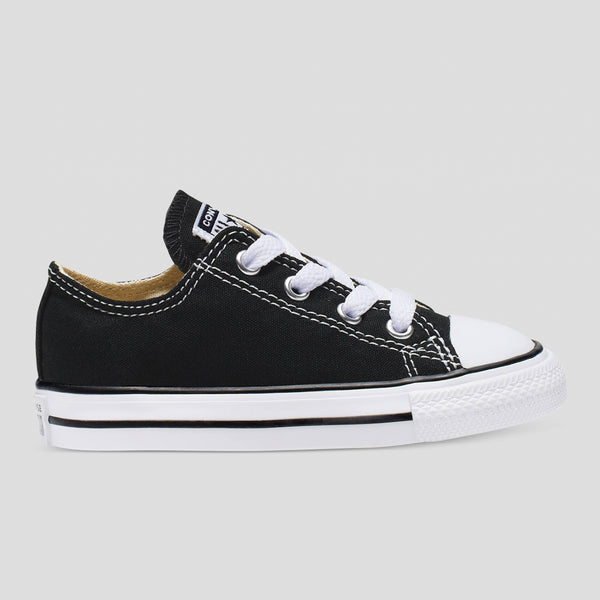 Converse Kids Chuck Taylor All Star Toddler Low Top Black