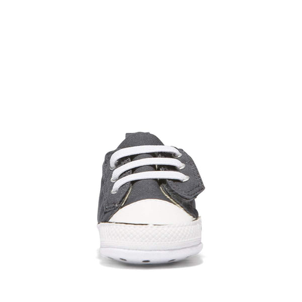 Baby Converse Chuck Taylor First Star Easy Slip | Charcoal | Size US 1 Last One Afterpay