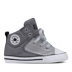 Converse Baby Chuck Taylor First Star High Street | Grey Afterpay