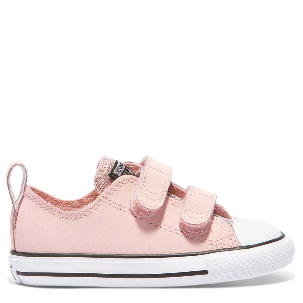 Converse Kids Chuck Taylor All Star Glitter Toddler 2V Storm
