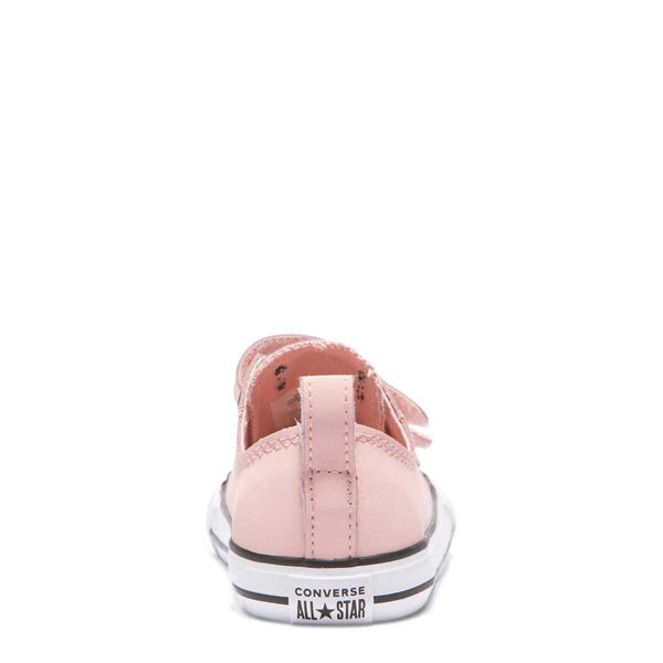 Converse Kids Chuck Taylor All Star Glitter Toddler 2V Storm Pink