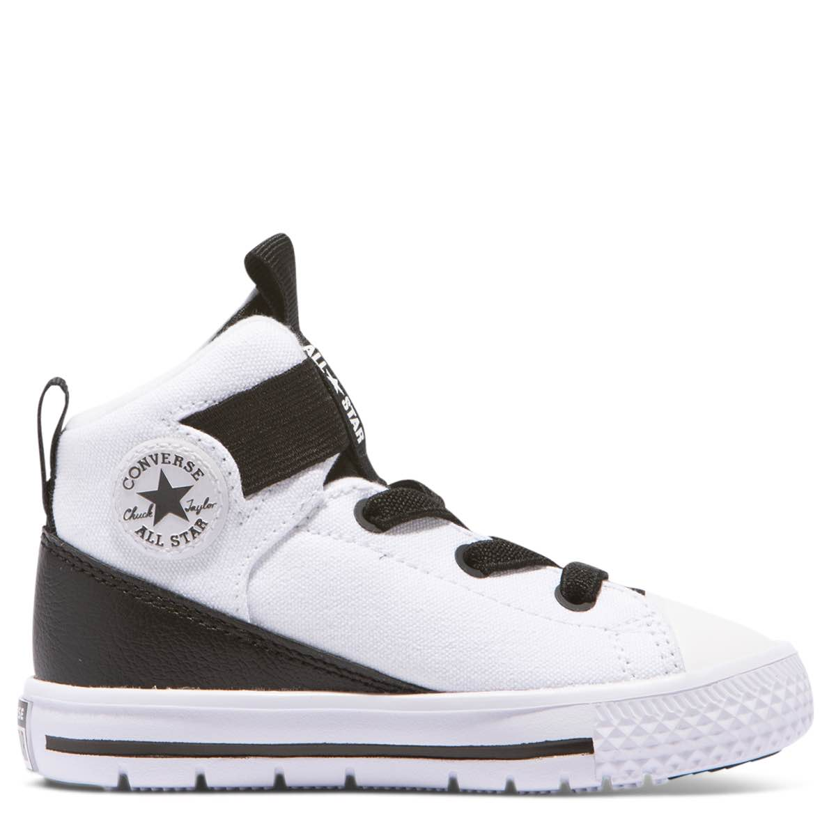 Converse Kids Chuck Taylor All Star High Street Lite Toddler High Top White