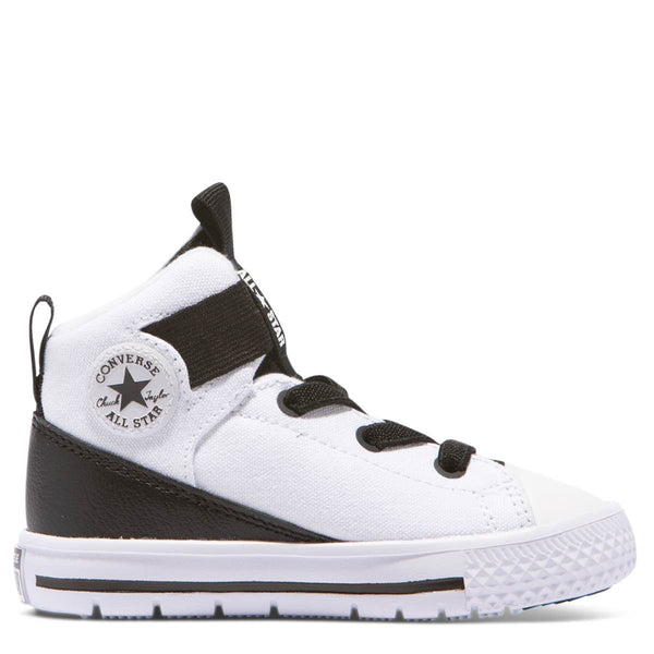 Converse Kids Chuck Taylor All Star High Street Lite Toddler High Top White Afterpay