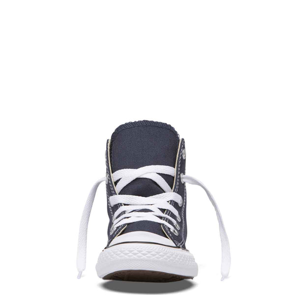 Converse Kids Chuck Taylor All Star Junior High Top Navy Shoes Online