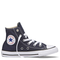 Converse Kids Chuck Taylor All Star Junior High Top Navy Afterpay